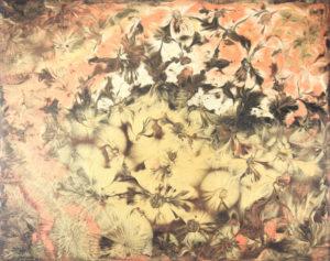 metal flowers_fluid painting_595