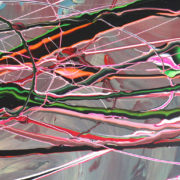 roller coaster_abstract painting_detail 1