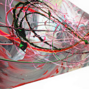 roller coaster_abstract painting_side
