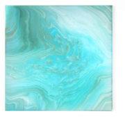 turquoise dream_fluid painting_2_m